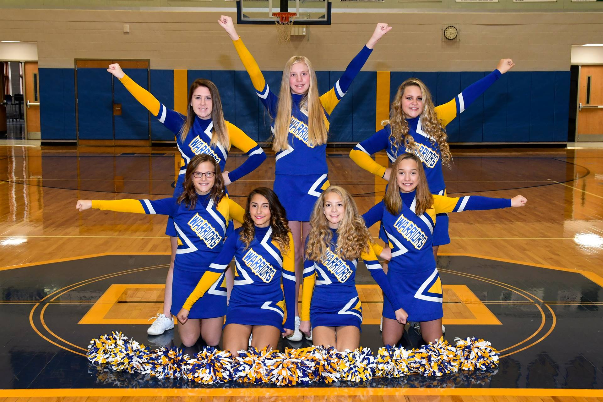 OMS Cheer Squad