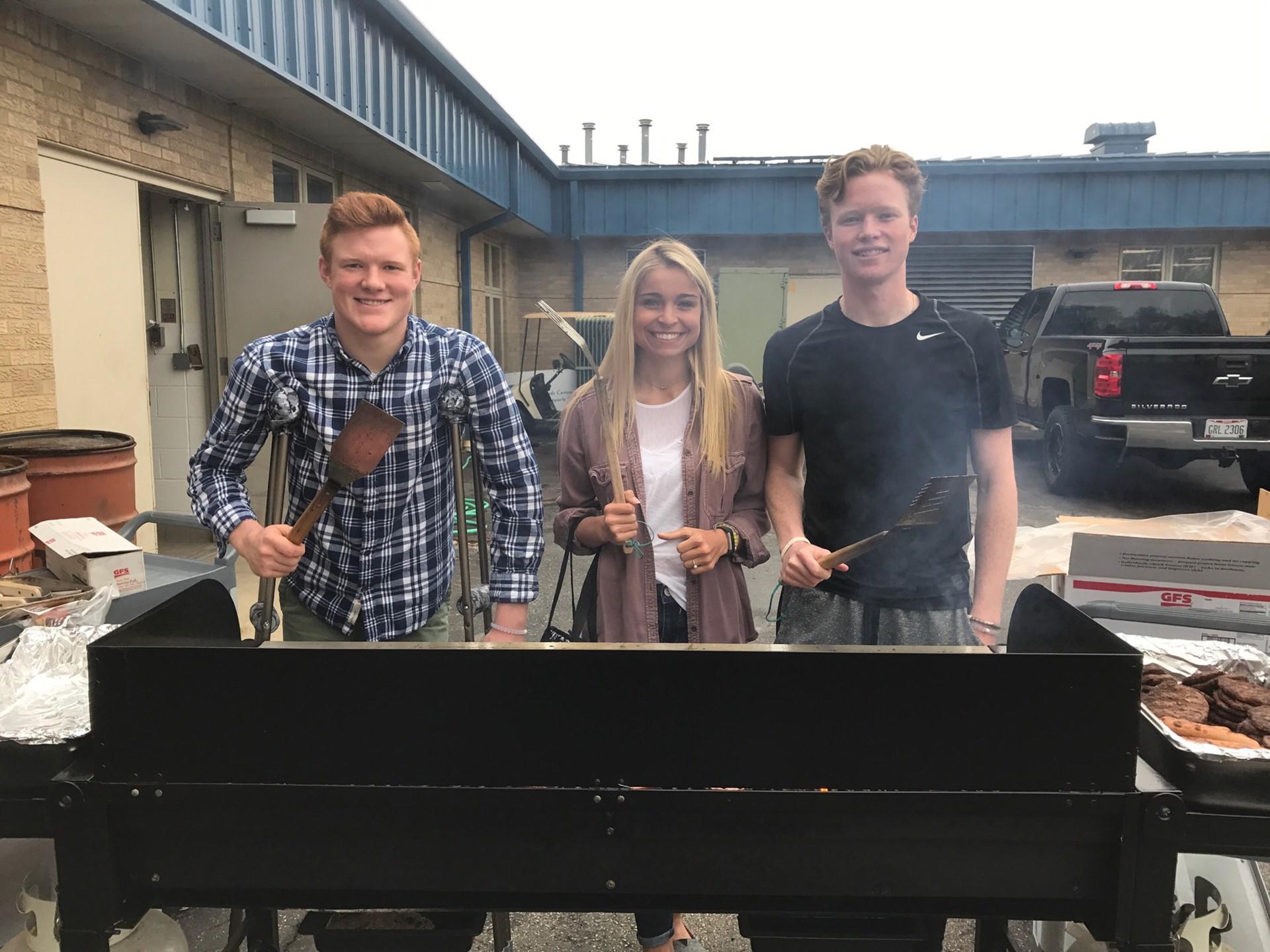 2017 Student Council Cookout