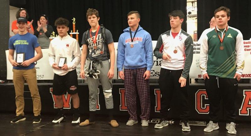 wrestler awards