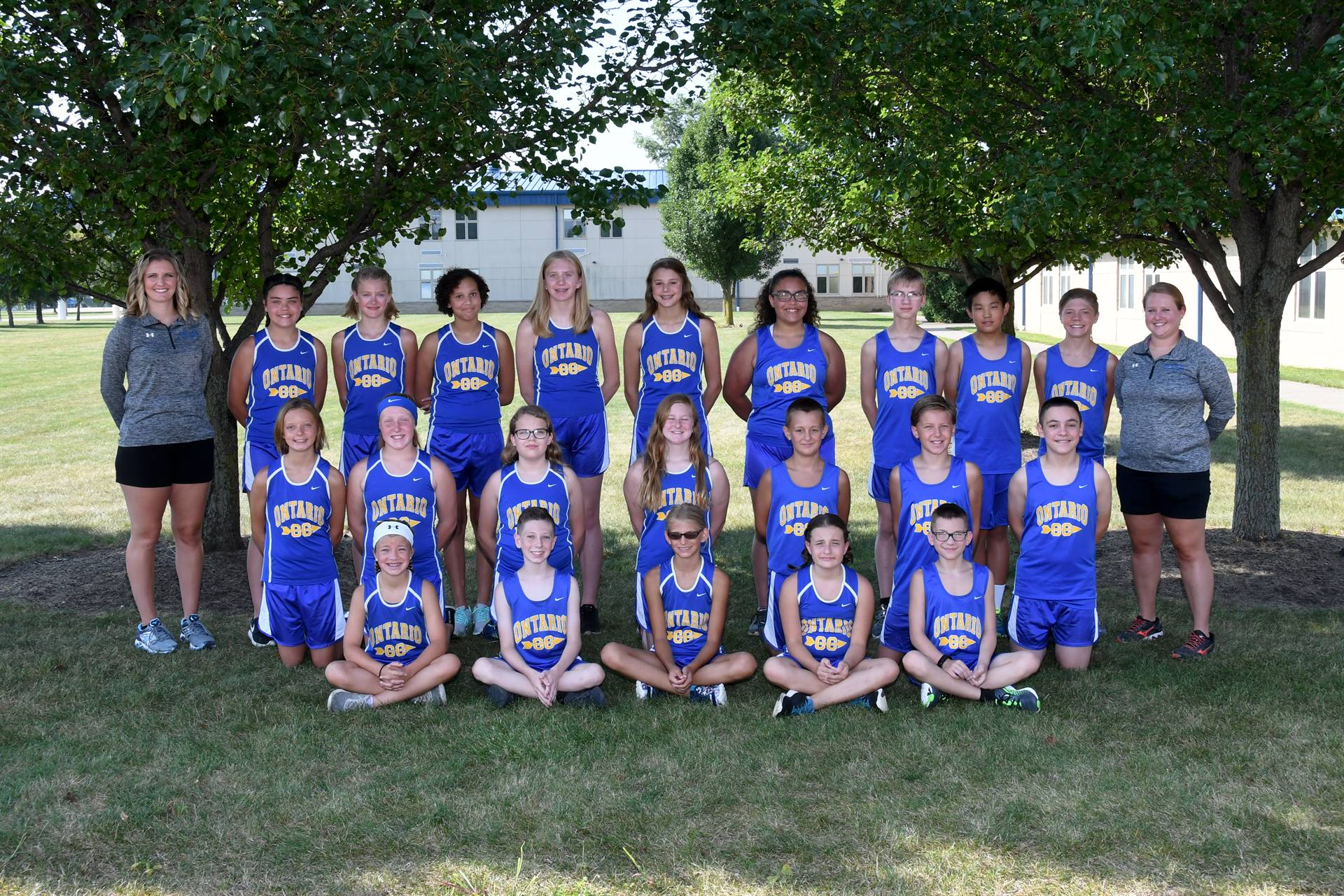 OMS Cross Country