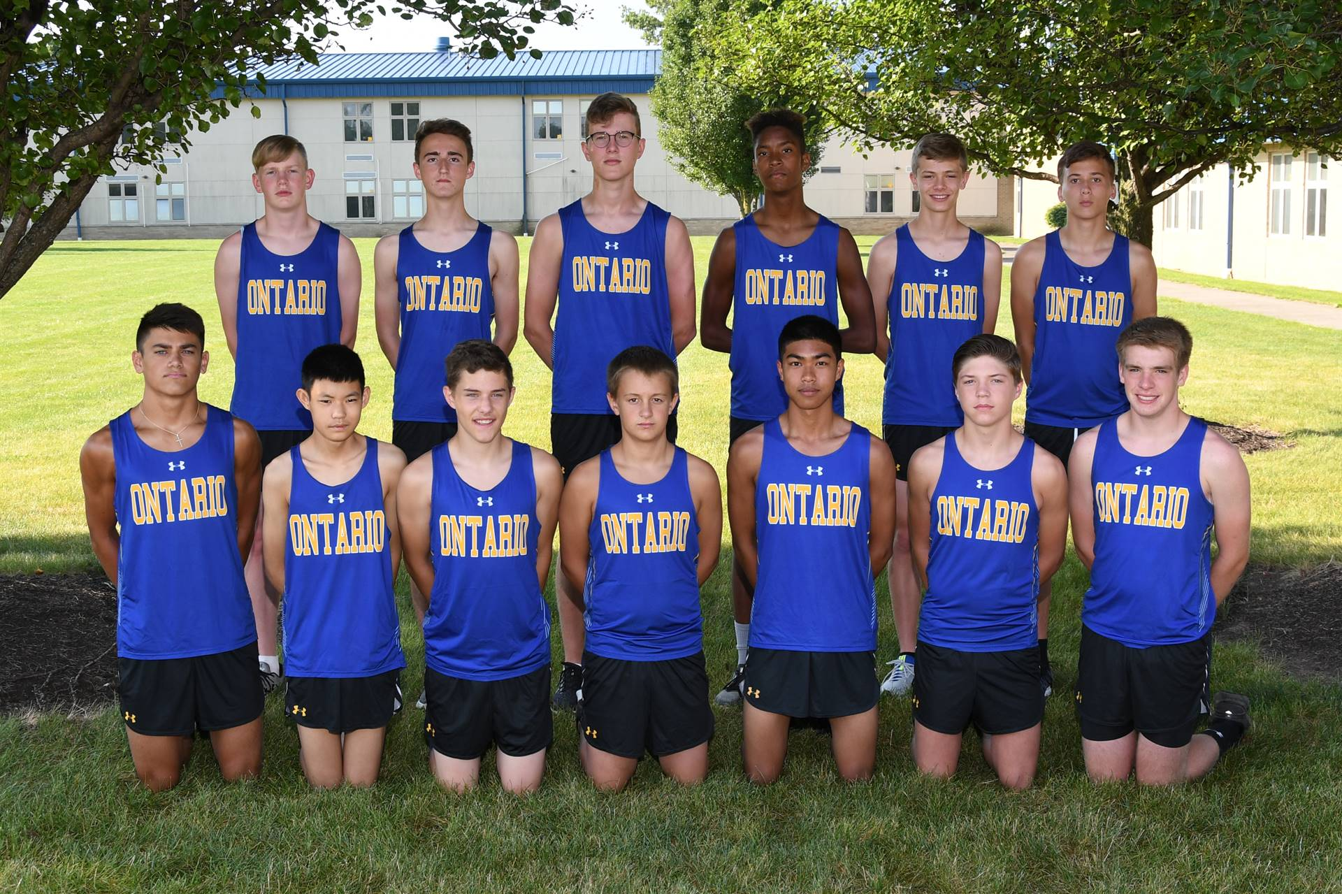 Boys CC Team