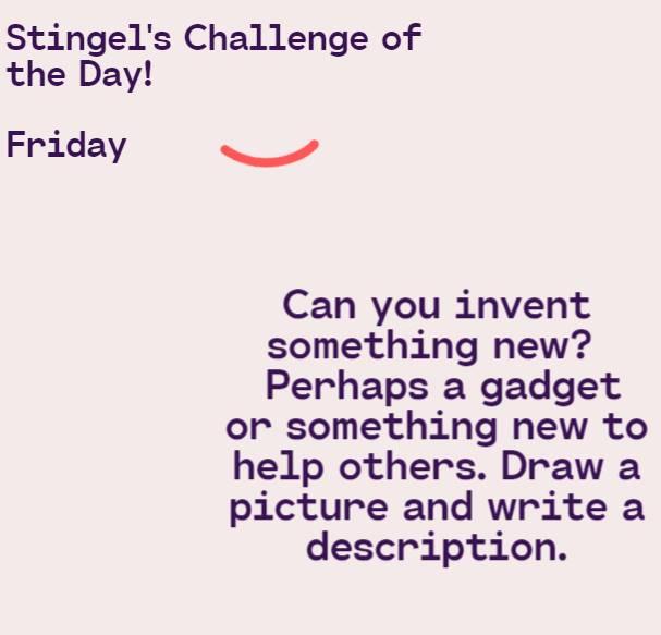 5 Friday Challenge