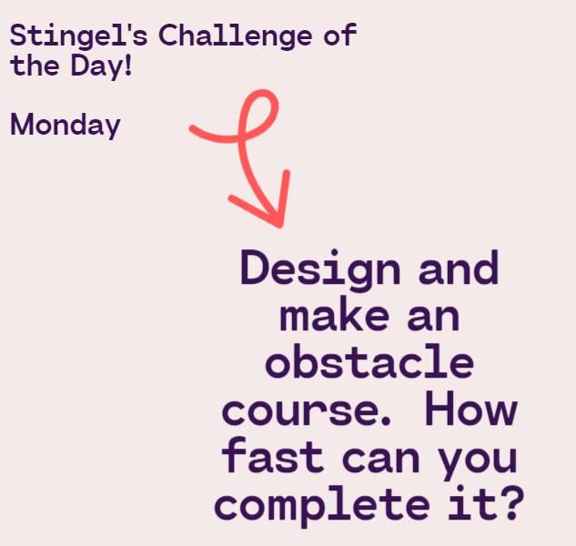 1 Monday Challenge