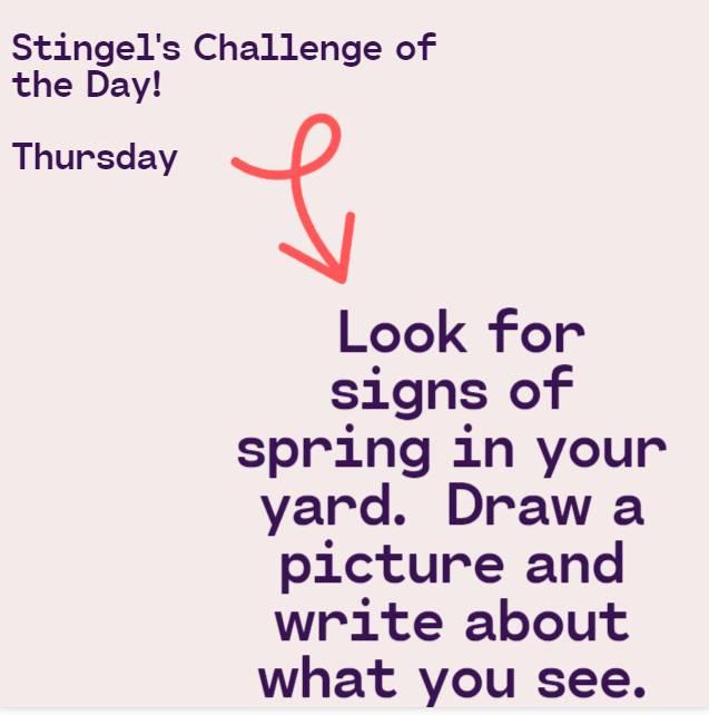 4 Thursday Challenge