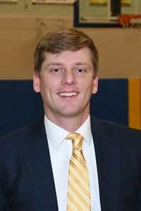 Assistant Coach Nate Henderson