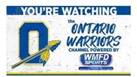 How to watch Ontario Warriors on WMFD